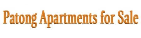 Patong Apartments for sale logo